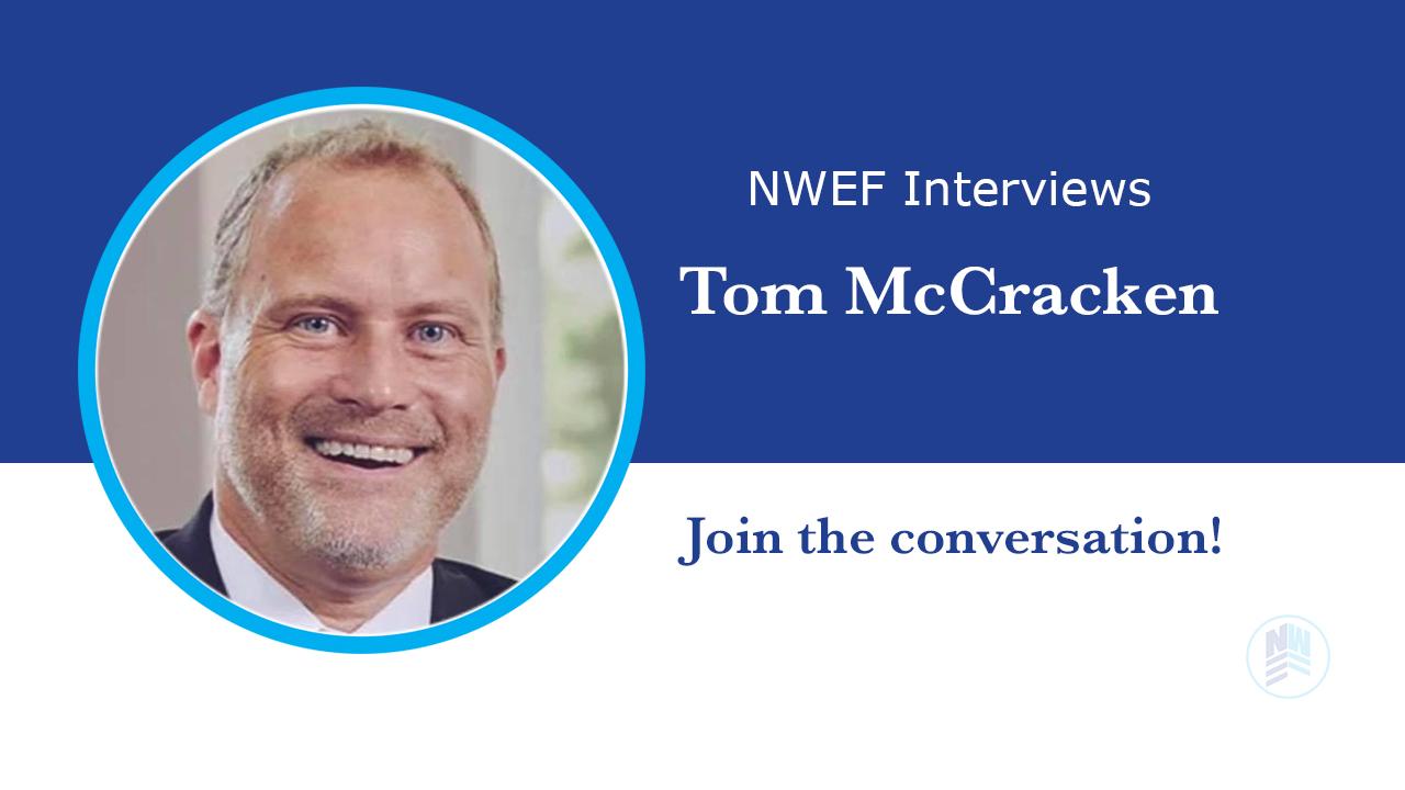 Tom McCracken interview graphic